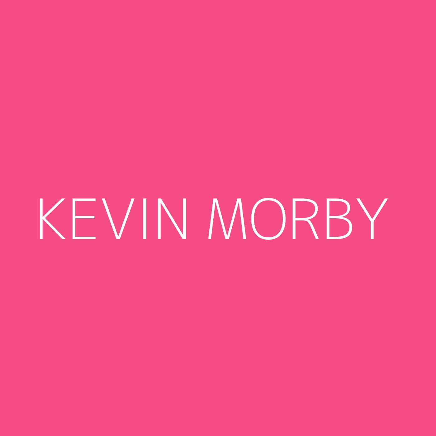 Kevin Morby Playlist Artwork