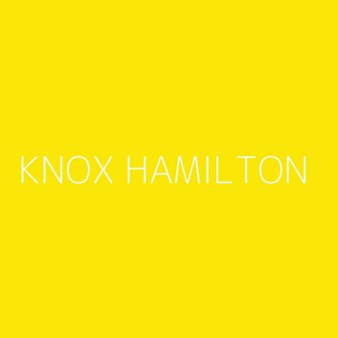 Knox Hamilton Playlist – Most Popular