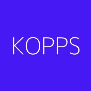 KOPPS Playlist - Most Popular