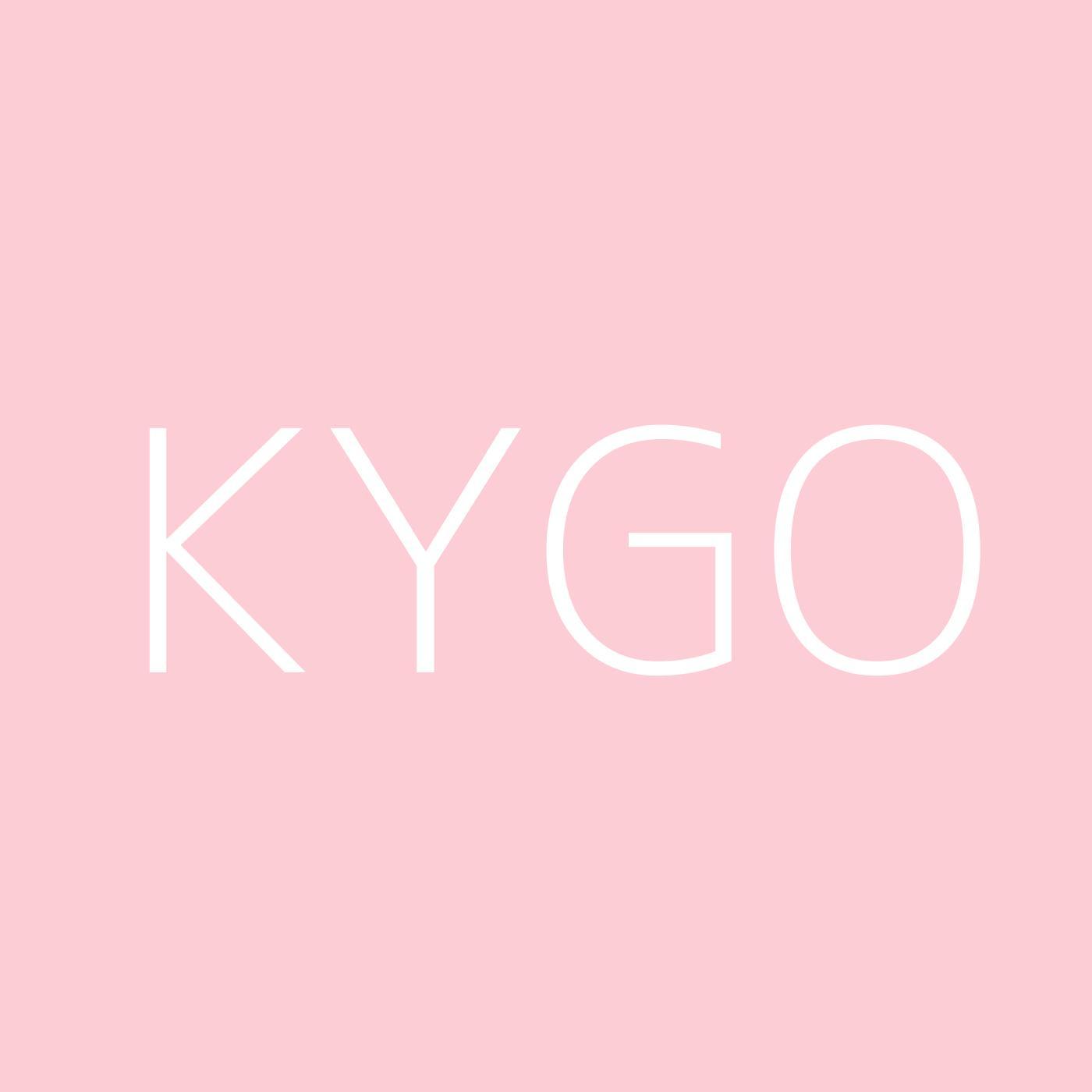 Kygo Playlist Artwork