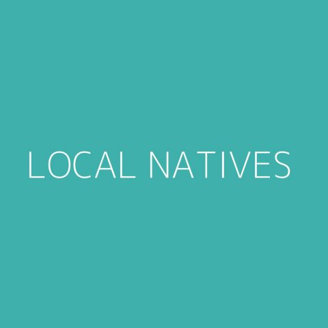 Local Natives Playlist – Most Popular