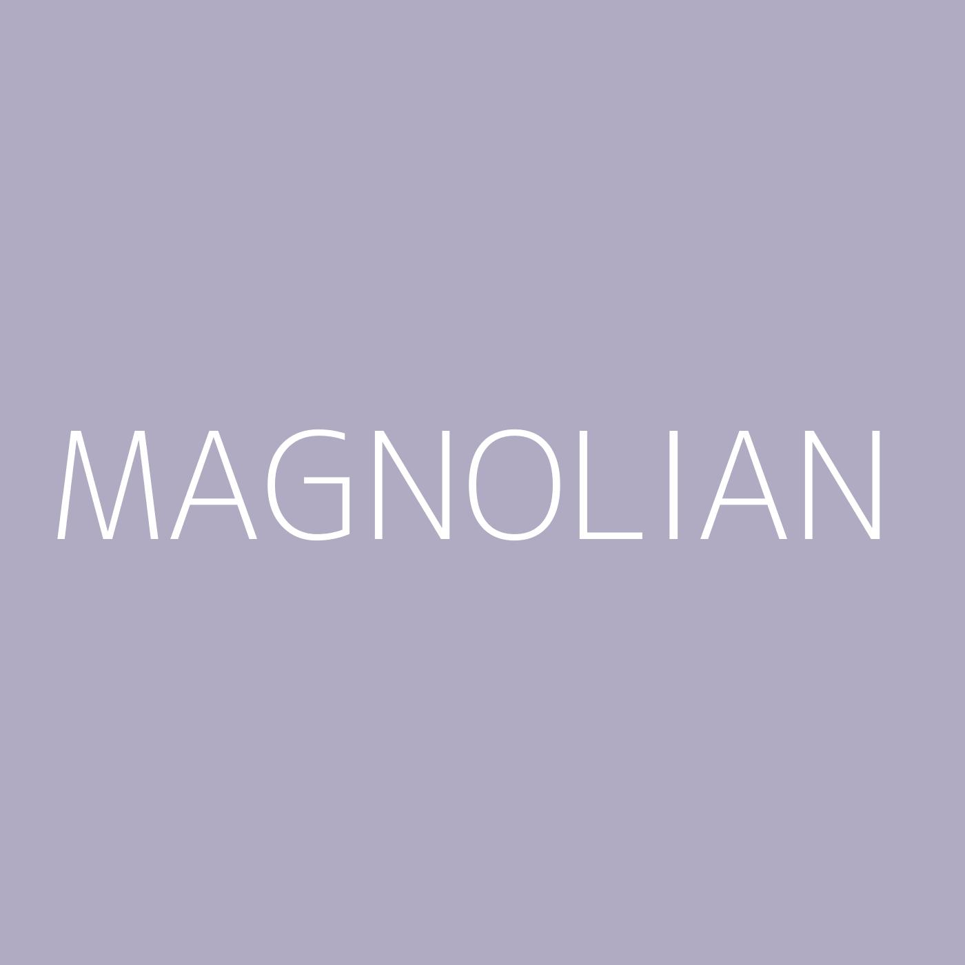 Magnolian Playlist Artwork