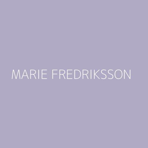Marie Fredriksson Playlist – Most Popular