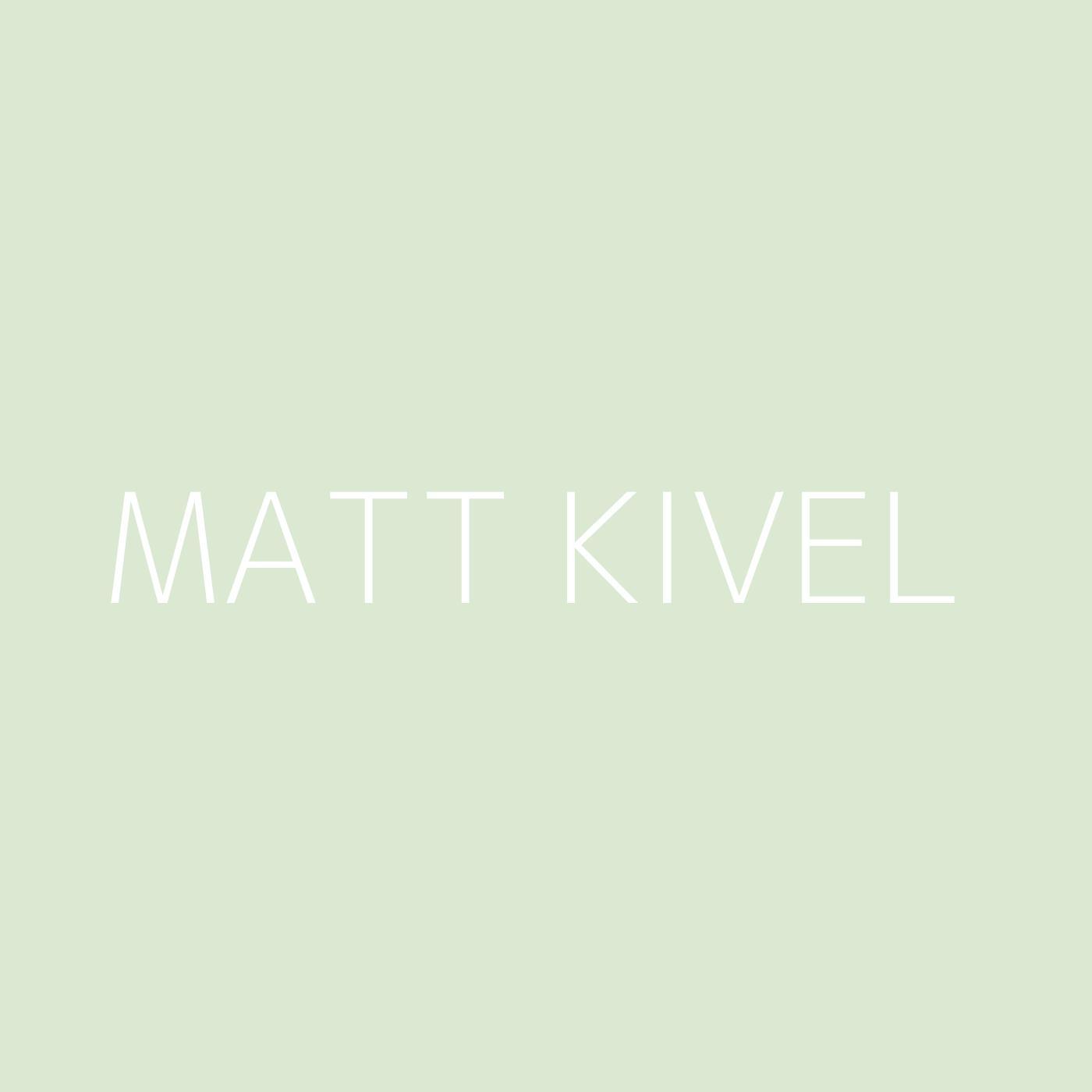 Matt Kivel Playlist Artwork