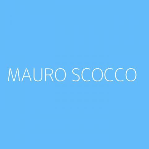 Mauro Scocco Playlist – Most Popular