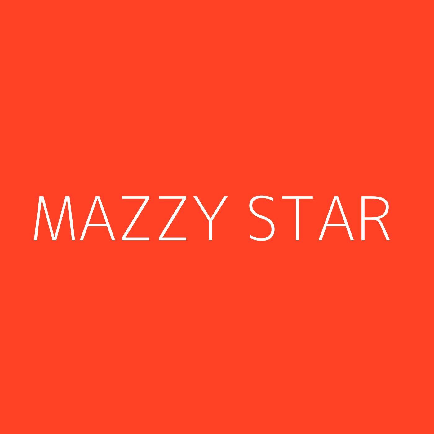 Mazzy Star Playlist Artwork