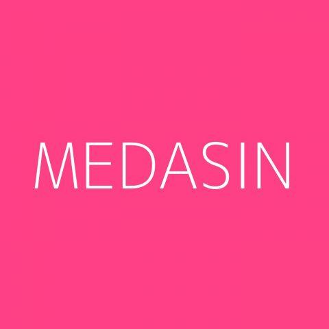 Medasin Playlist – Most Popular
