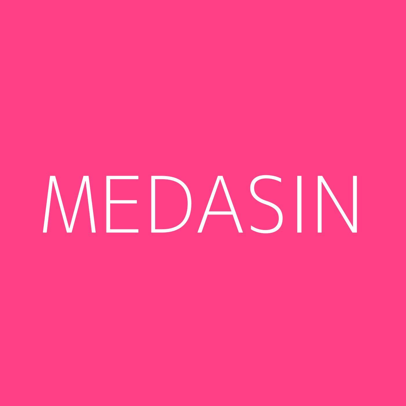 Medasin Playlist Artwork