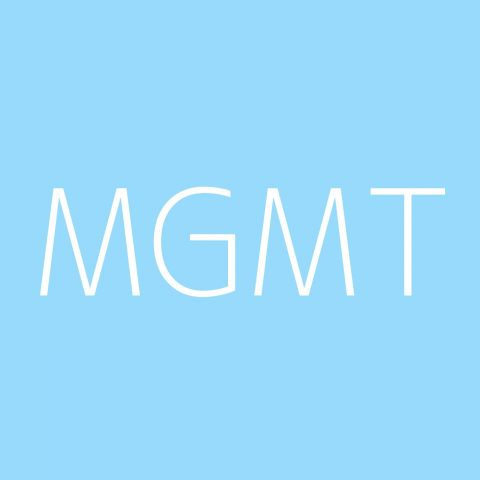 MGMT Playlist – Most Popular