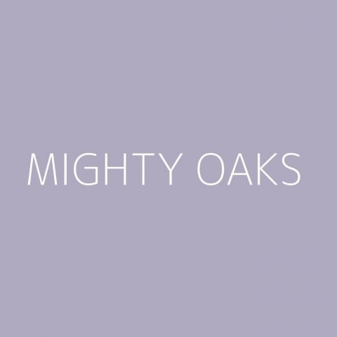 Mighty Oaks Playlist – Most Popular