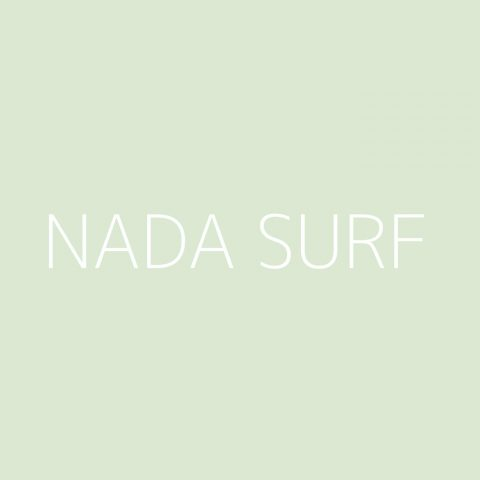 Nada Surf Playlist – Most Popular