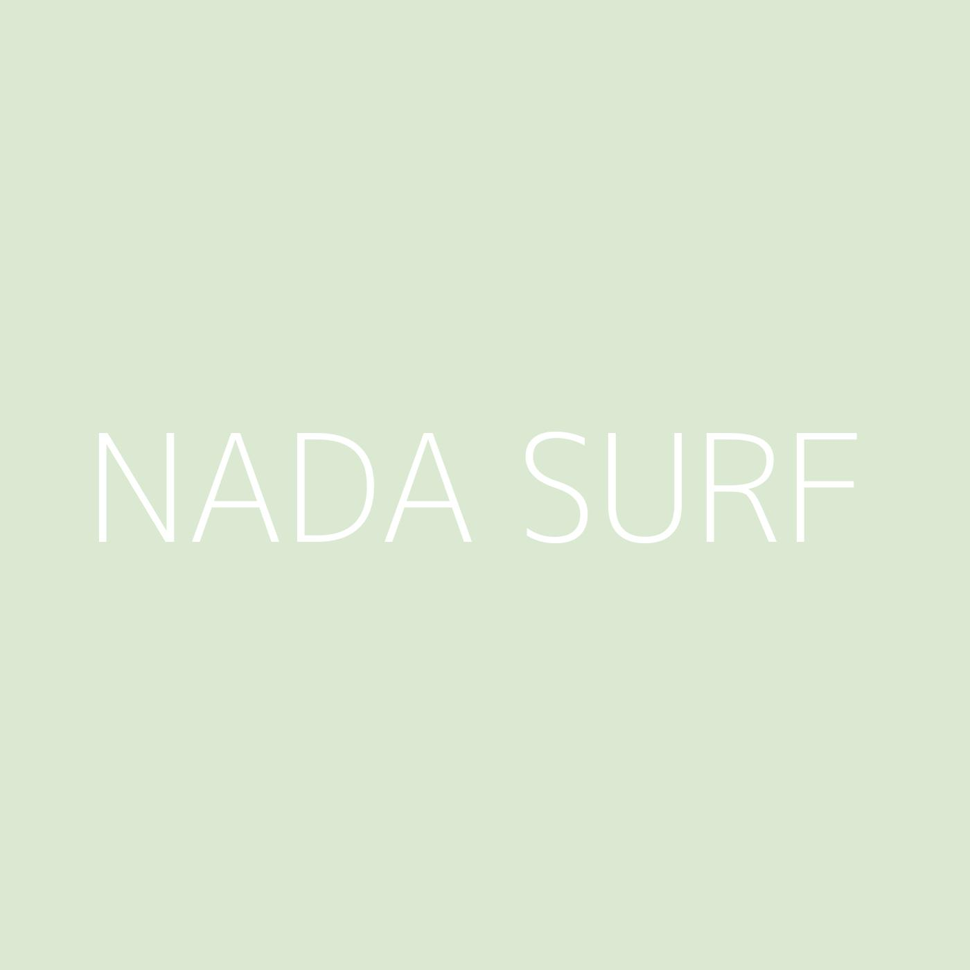 Nada Surf Playlist Artwork