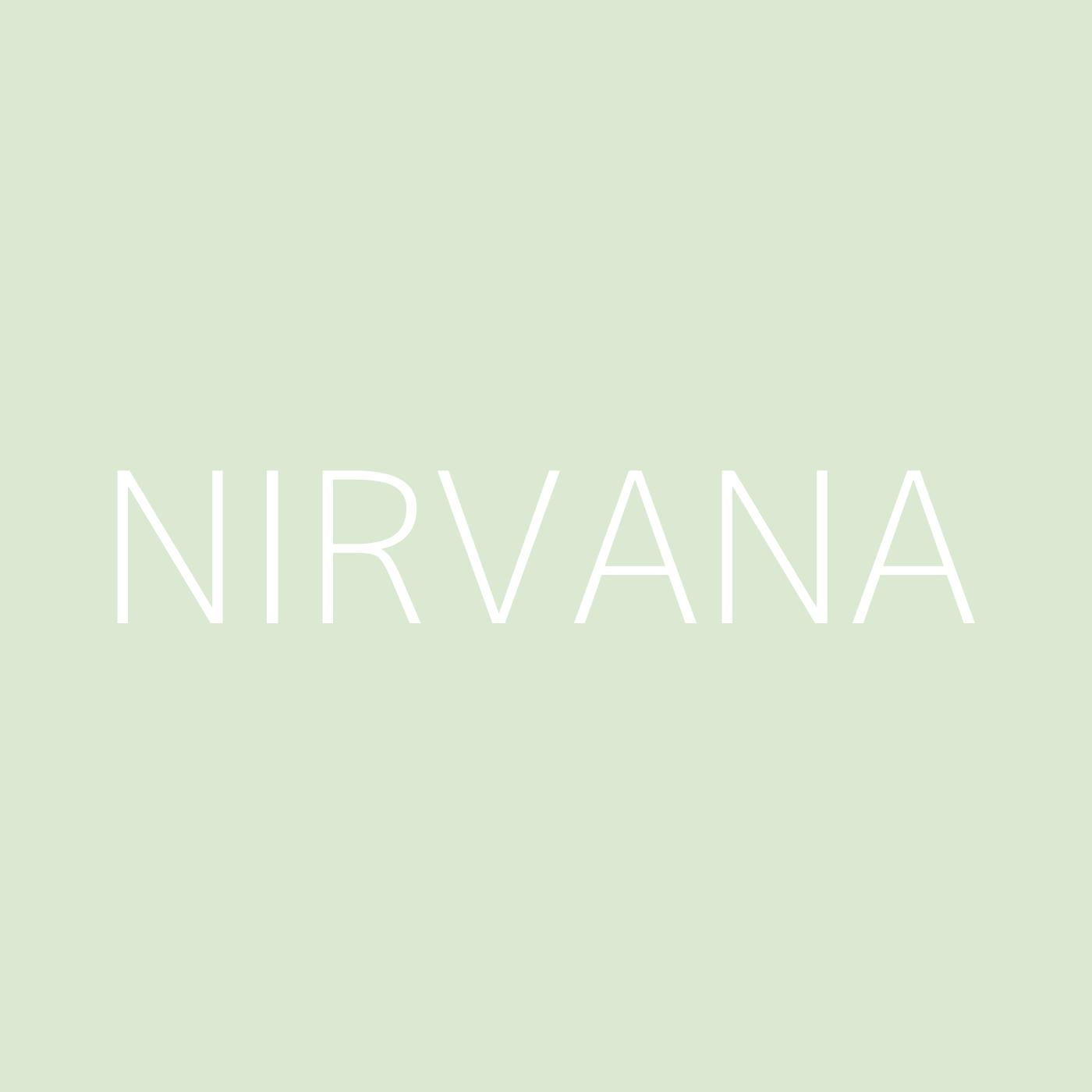 Nirvana Playlist Artwork