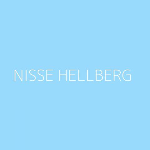 Nisse Hellberg Playlist – Most Popular