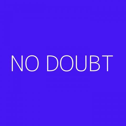 No Doubt Playlist – Most Popular