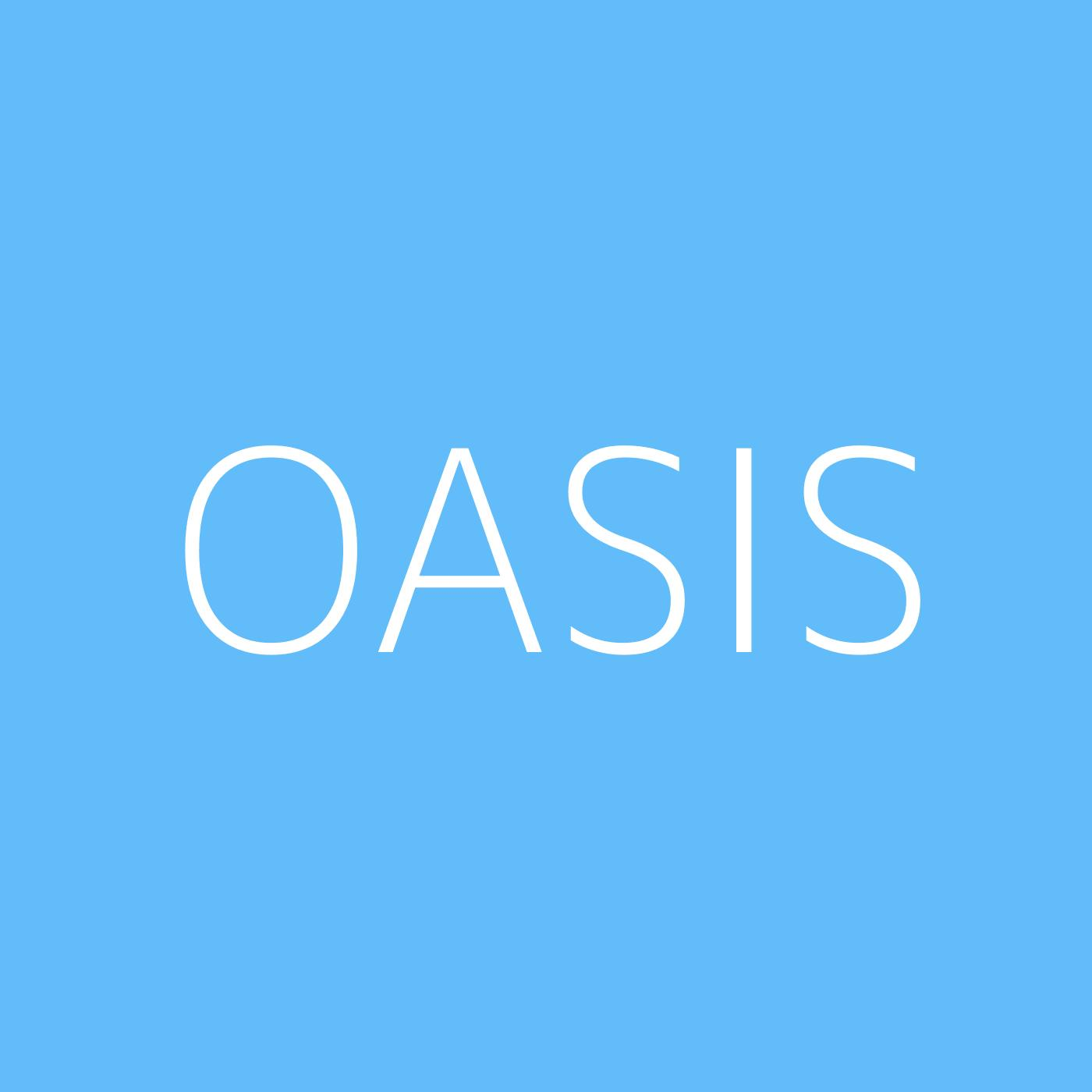 Oasis Playlist Artwork