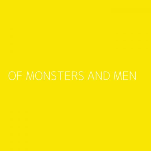 Of Monsters and Men Playlist – Most Popular