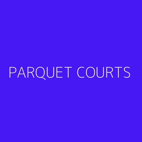Parquet Courts Playlist – Most Popular