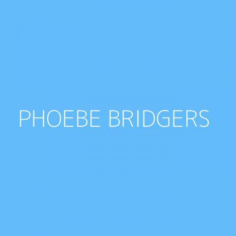 Phoebe Bridgers Playlist – Most Popular
