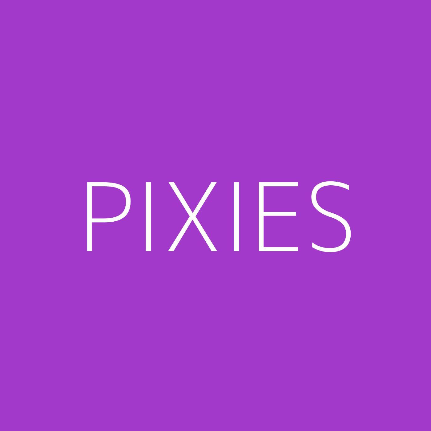 Pixies Playlist Artwork