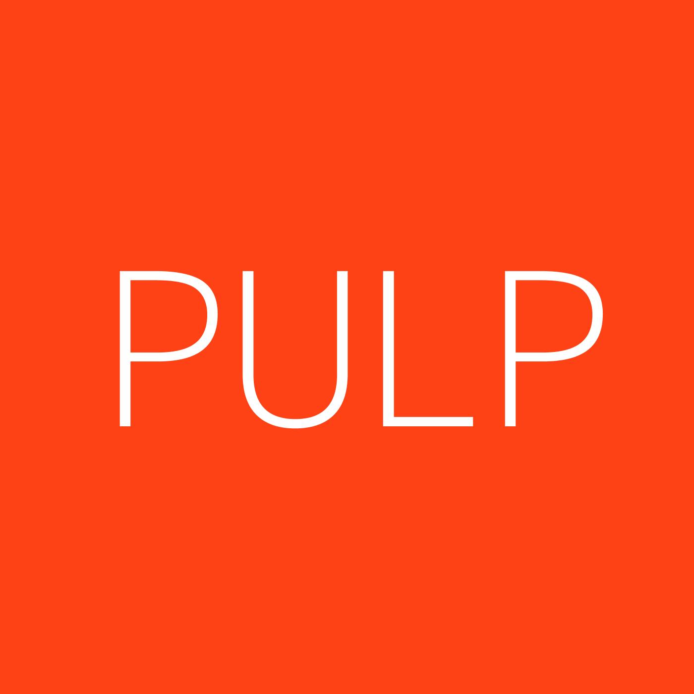 Pulp Playlist Artwork