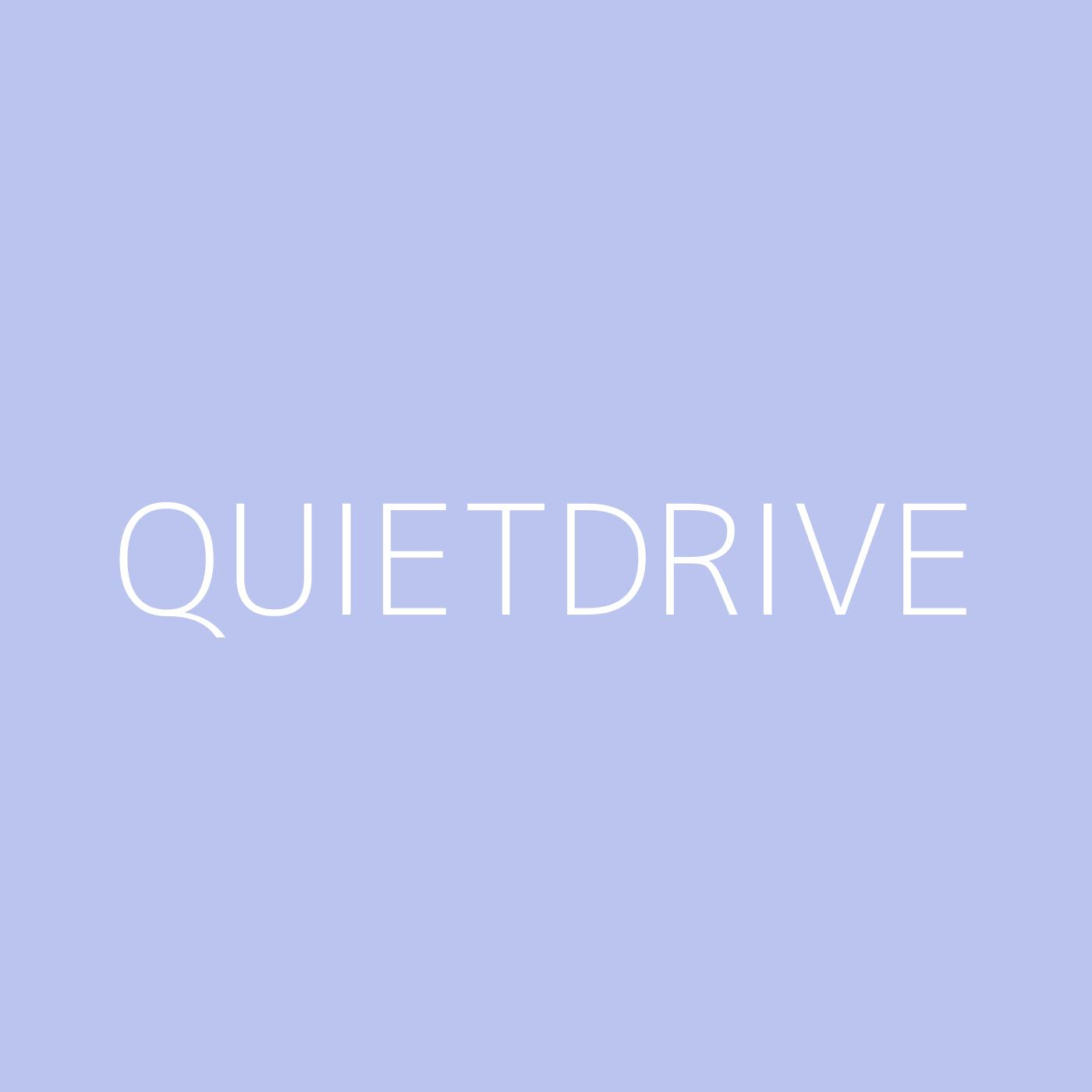 Quietdrive Playlist Artwork