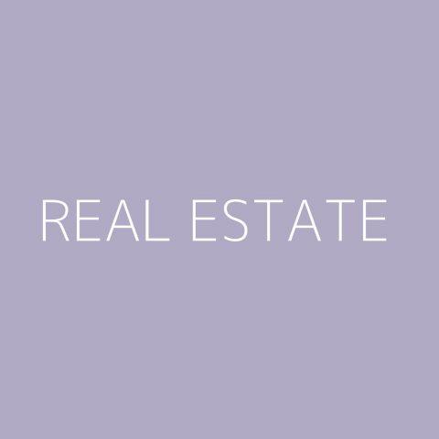 Real Estate Playlist – Most Popular