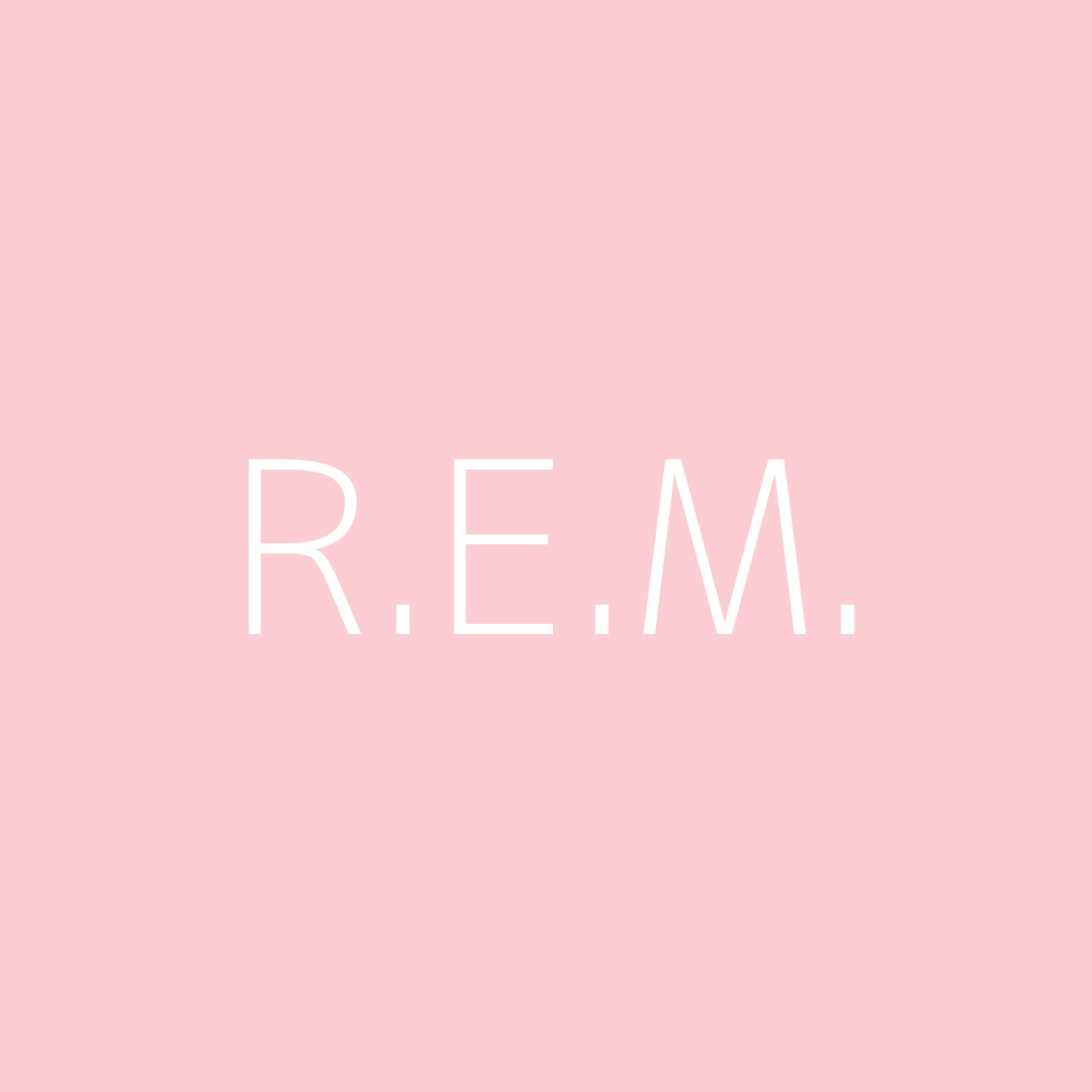 R.E.M. Playlist Artwork