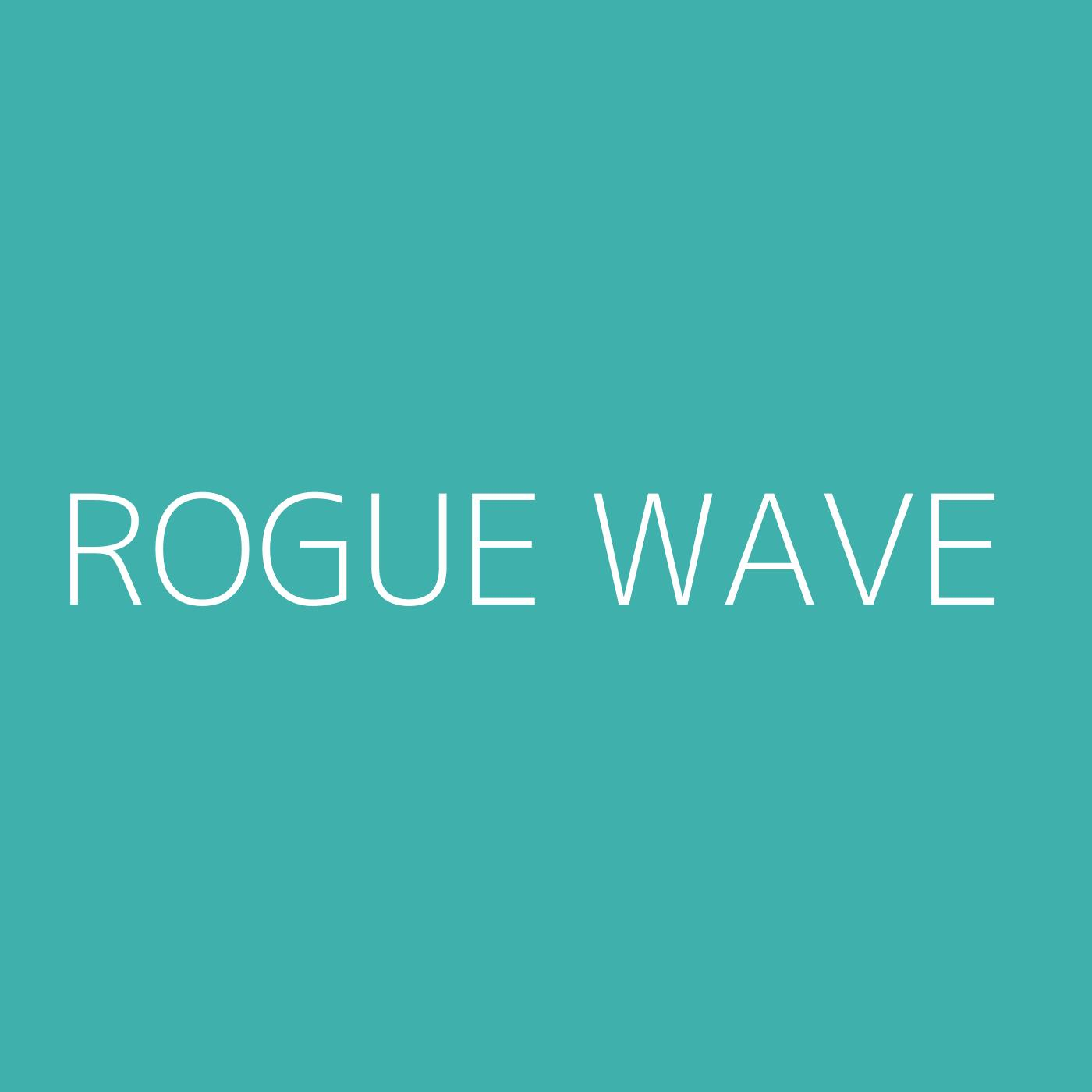 Rogue Wave Playlist Artwork