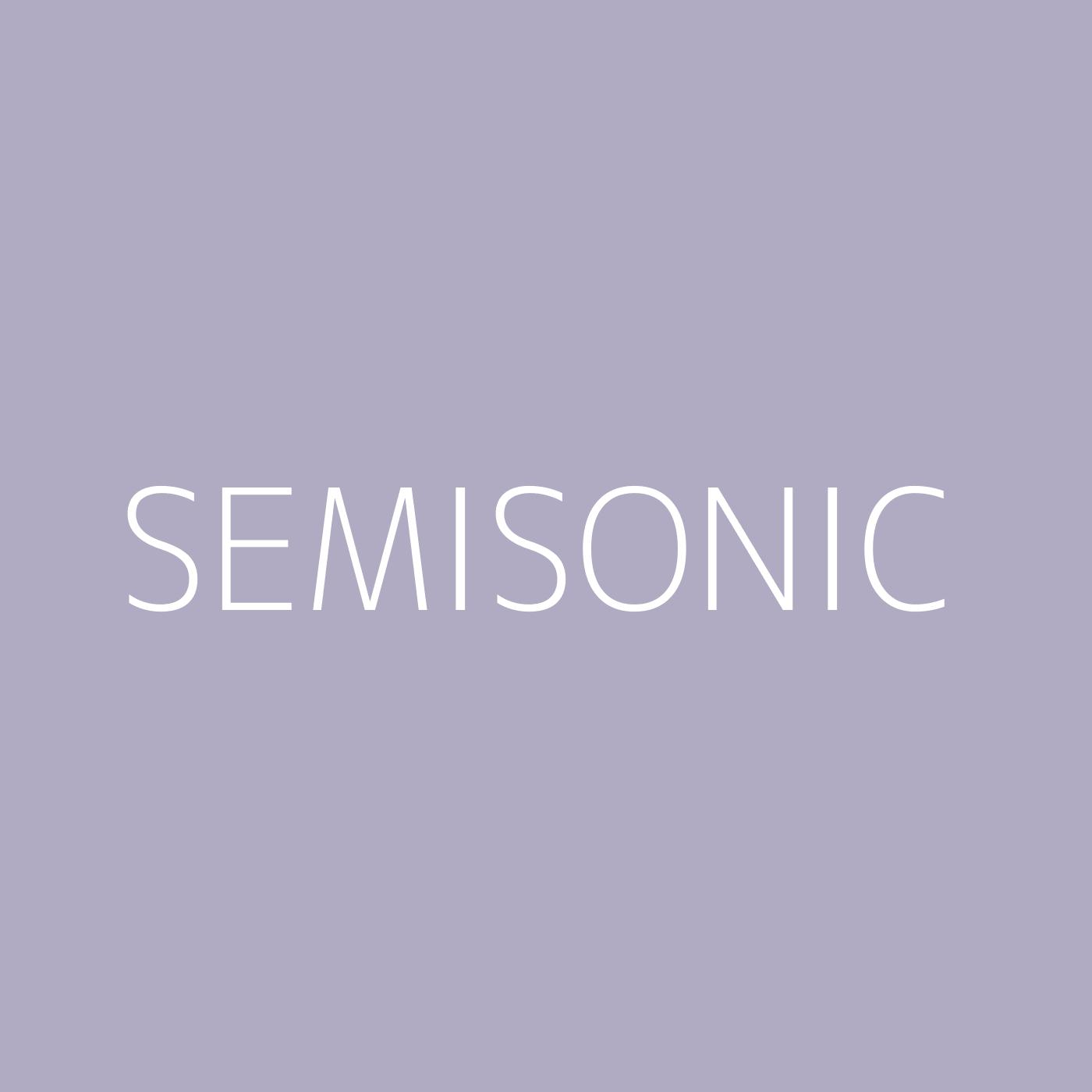 Semisonic Playlist Artwork