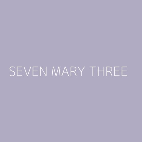 Seven Mary Three Playlist – Most Popular