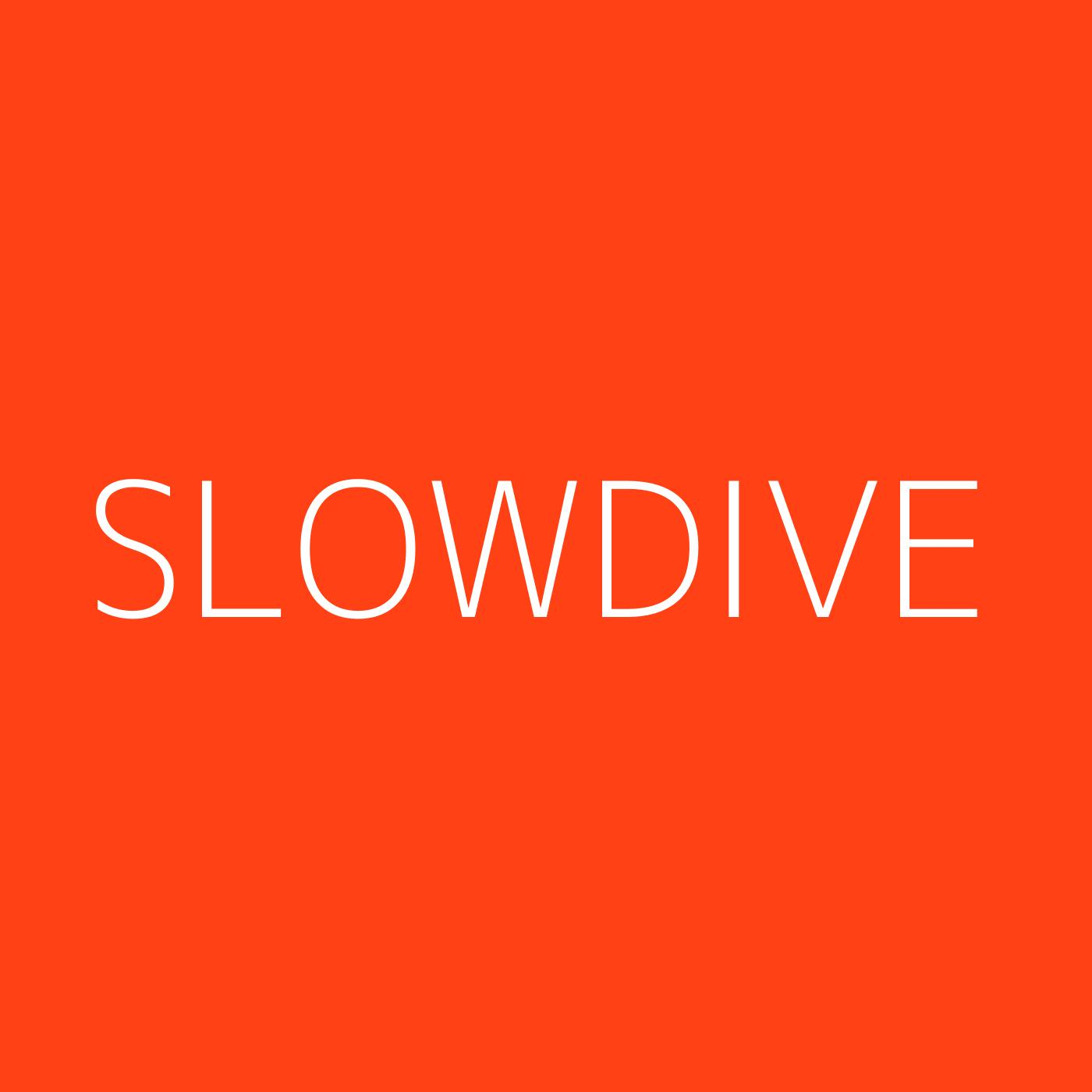 Slowdive Playlist Artwork
