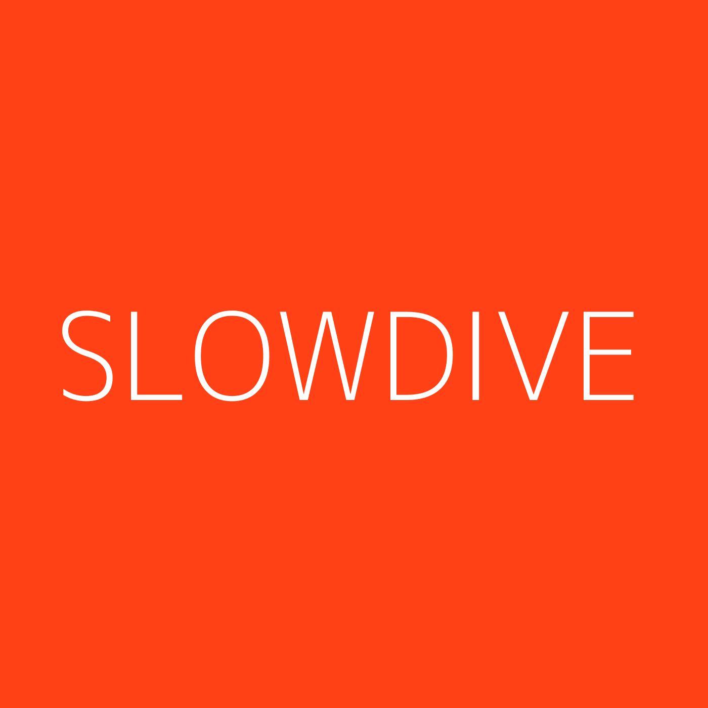 Slowdive Playlist Artwork