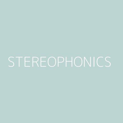 Stereophonics Playlist – Most Popular