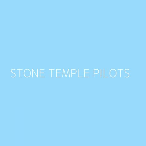 Stone Temple Pilots Playlist – Most Popular