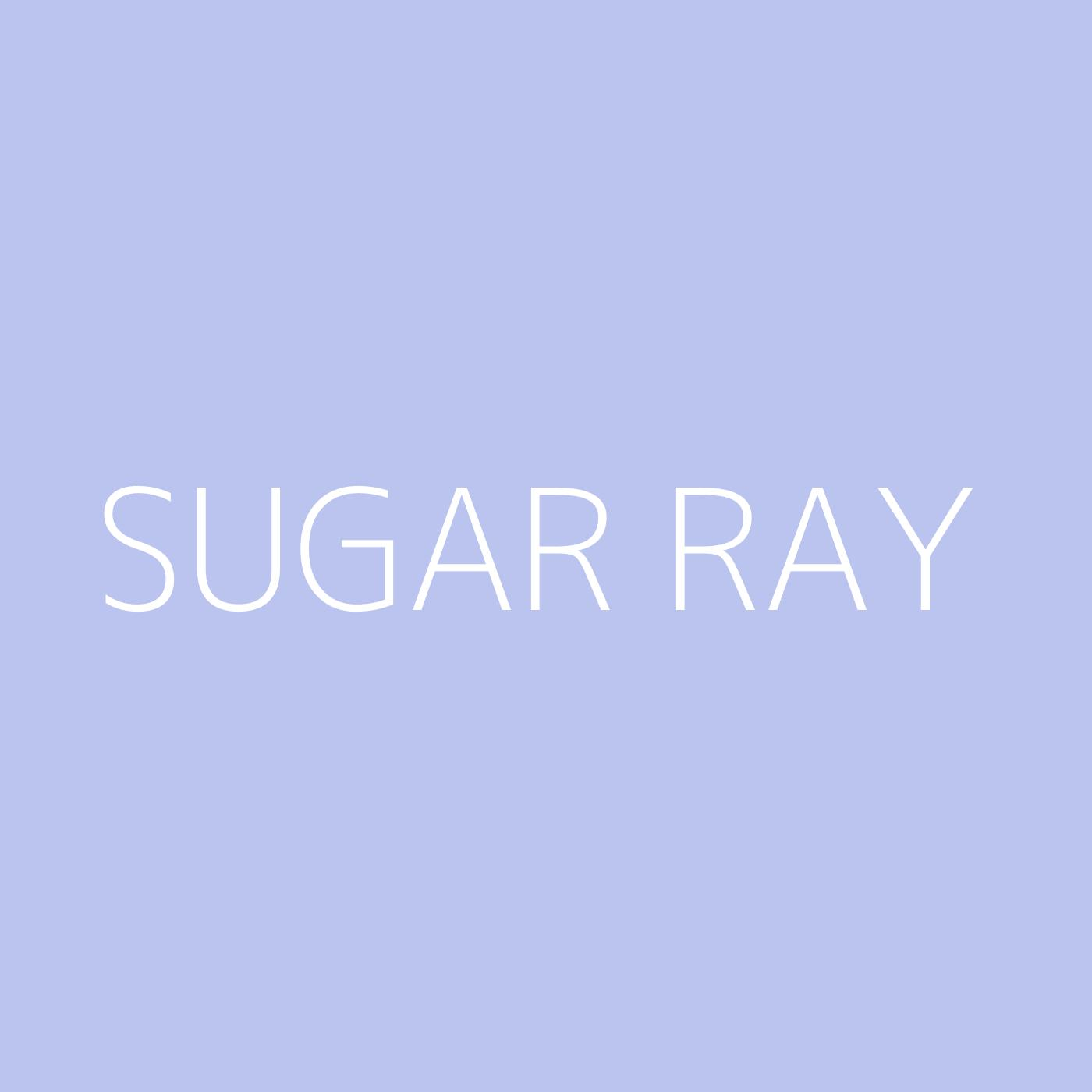 Sugar Ray Playlist Artwork