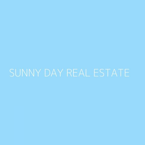 Sunny Day Real Estate Playlist – Most Popular