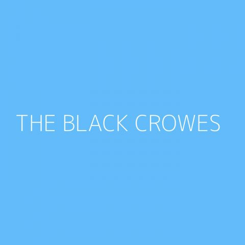 The Black Crowes Playlist – Most Popular