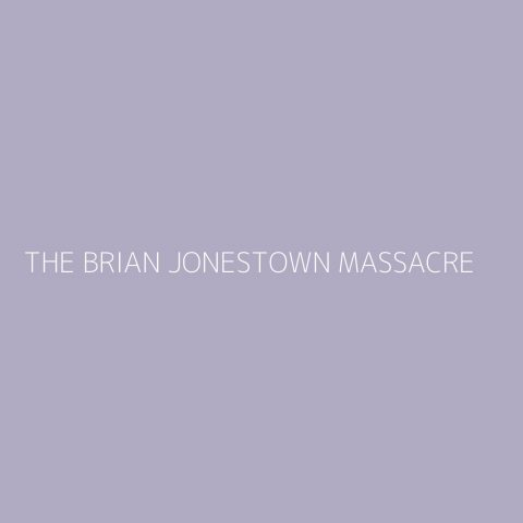 The Brian Jonestown Massacre Playlist – Most Popular