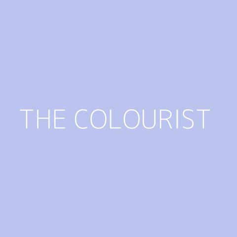 The Colourist Playlist – Most Popular
