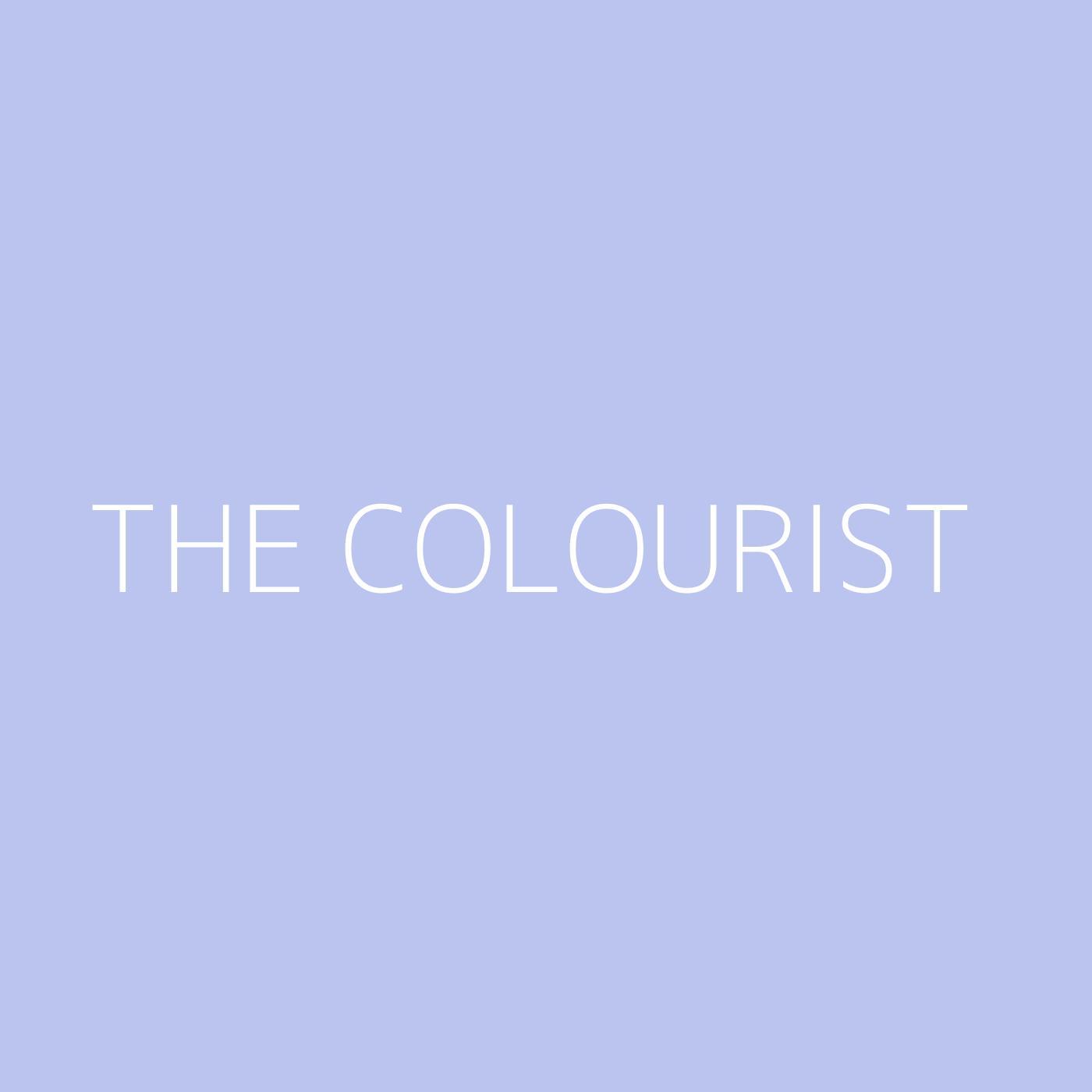 The Colourist Playlist Artwork
