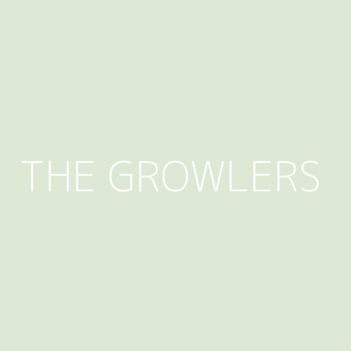The Growlers Playlist Artwork