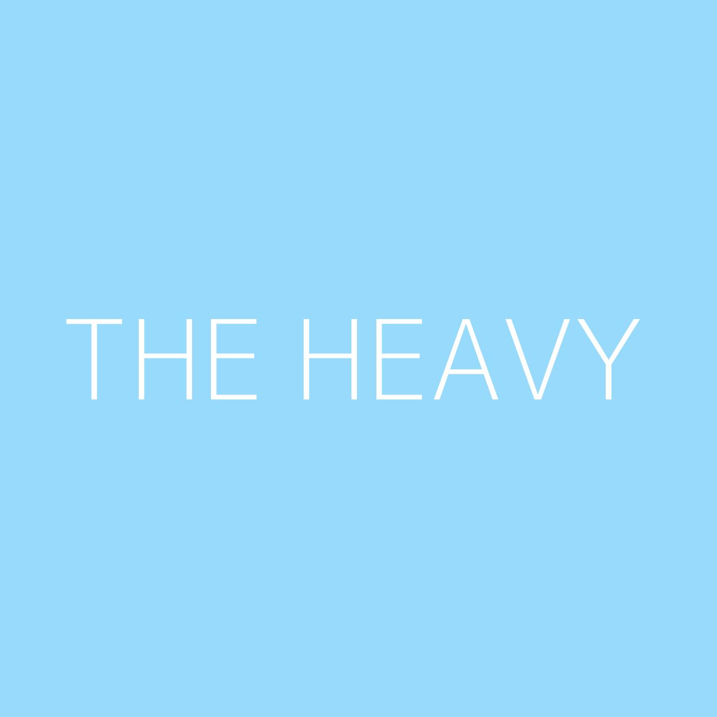The Heavy Playlist Artwork