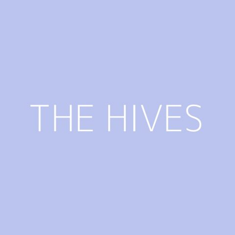 The Hives Playlist – Most Popular