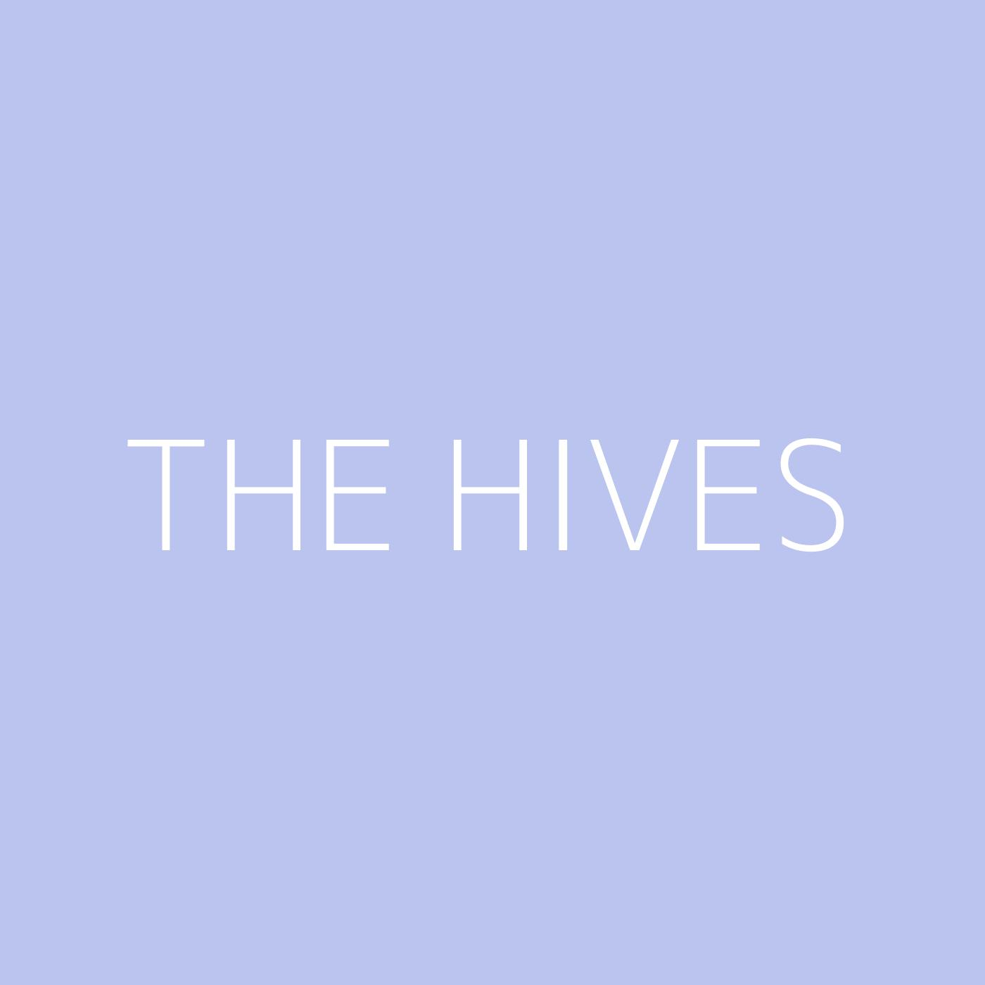 The Hives Playlist Artwork