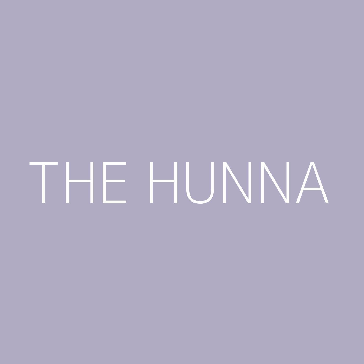 The Hunna Playlist Artwork