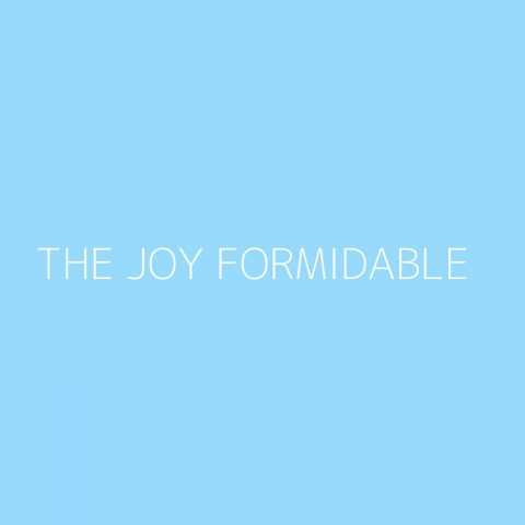 The Joy Formidable Playlist – Most Popular