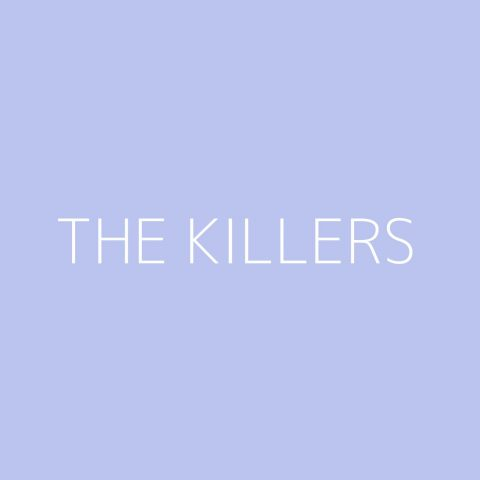The Killers Playlist – Most Popular