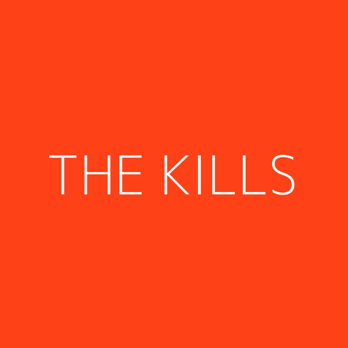 The Kills Playlist Artwork