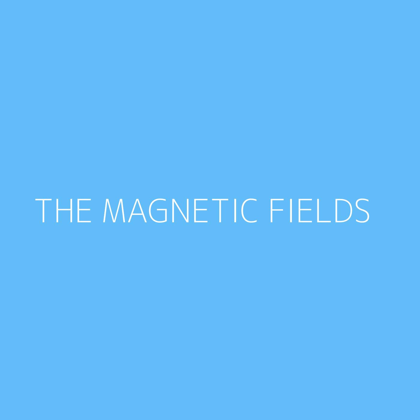 The Magnetic Fields Playlist Artwork